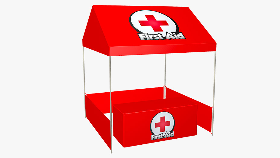 First Aid Tent Package  sc 1 st  Interactive Game Warehouse & Aid Tent Package